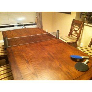 Sportcraft Anywhere Table Tennis Set: Sports & Outdoors - great for ...
