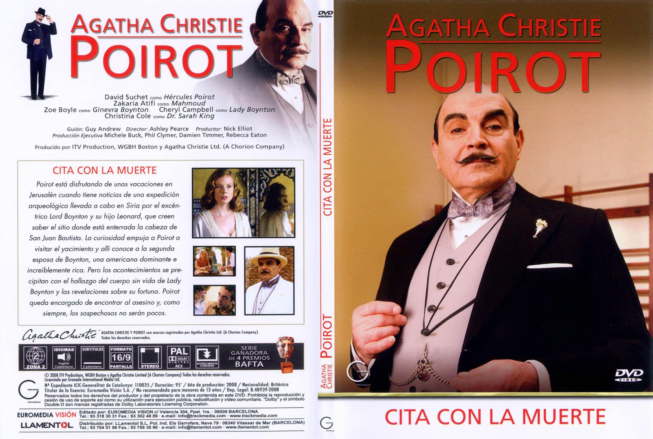 Monsieur Poirot Peter Ustinov Viaja A Tierra Santa En Compañía De La Doctora King Jenny Seagrove Con El Propósito De R Piper Laurie Peter Ustinov Peliculas