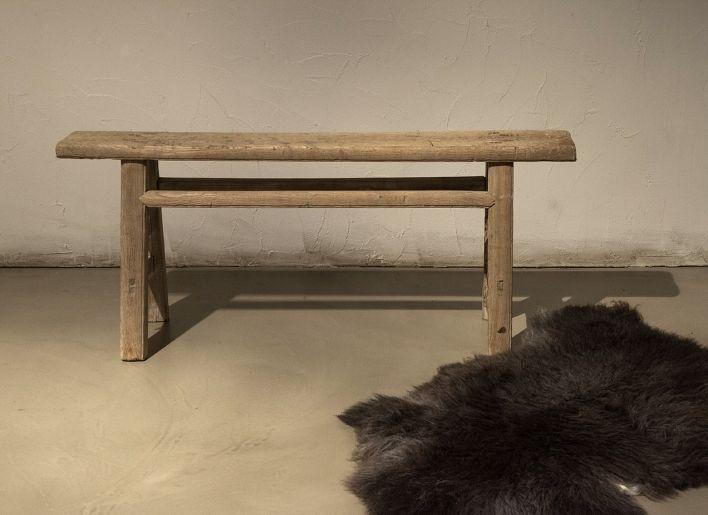 Eeuwenoud-houten chinees bankje | Woonland | interieur | Pinterest ...