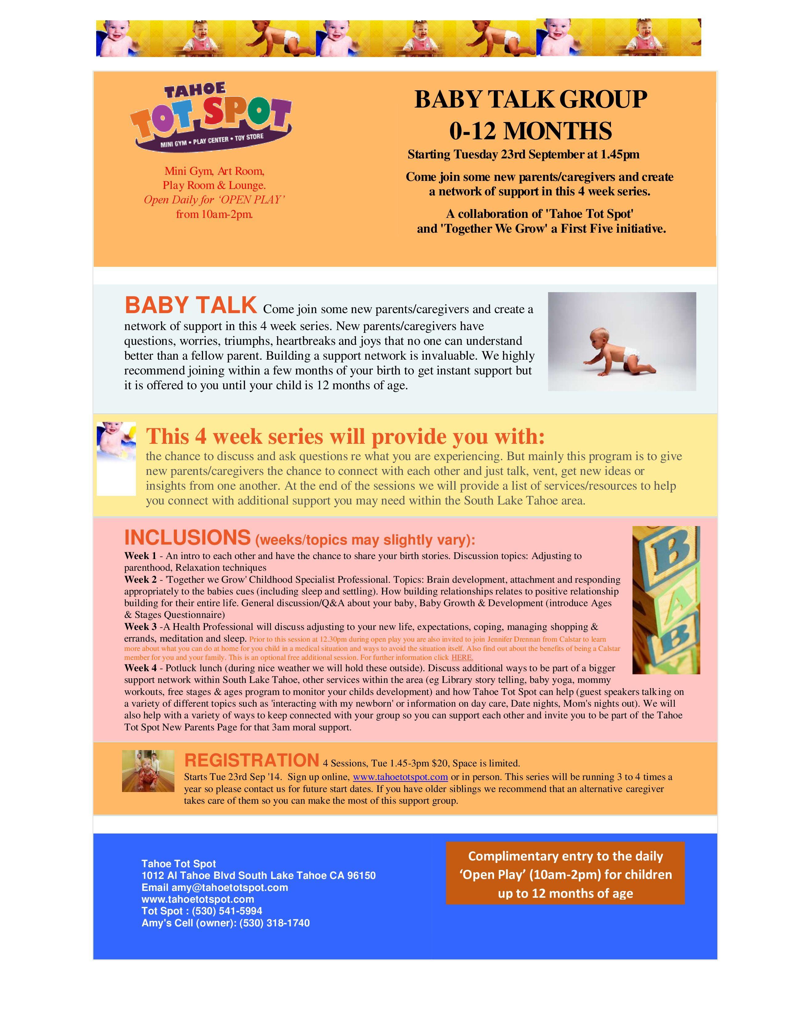 spot talk topics