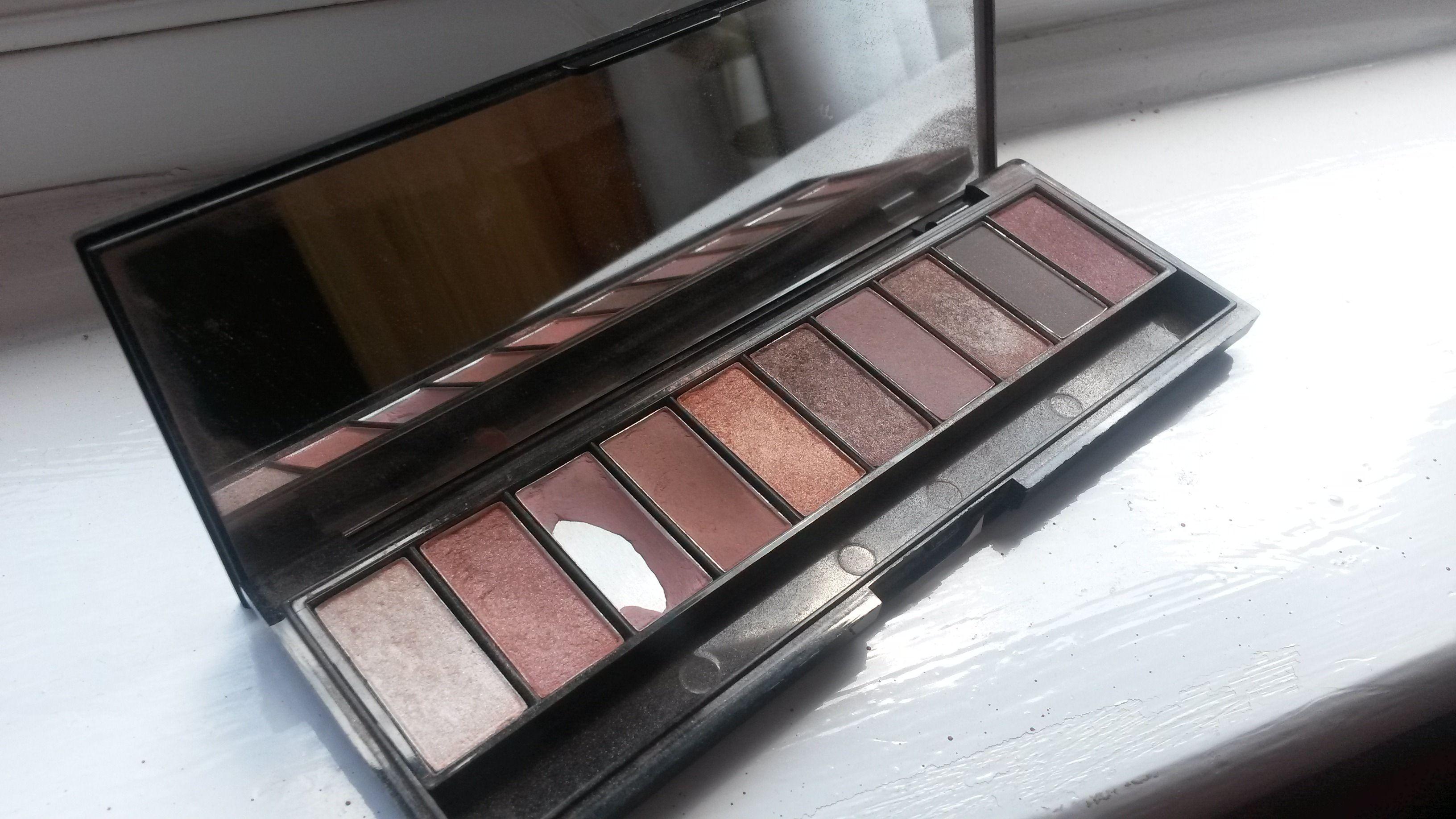 L'Oral Paris La Palette Nude Eyeshadow: Rose (Guess my most used shadow!)