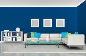 Resultado De Imagen Para Combinar Piso Azul Con Pared De Color Verde Colores De Casas Interiores Interiores De Casa Decoracion De Salas Modernas