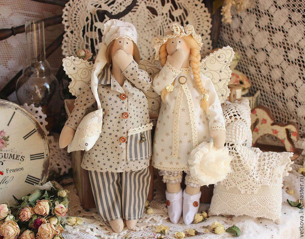 нашем куклы тильда красивые картинки хотела рассказать