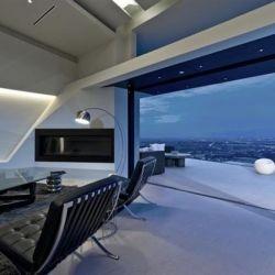 Futurist Los Angeles Home