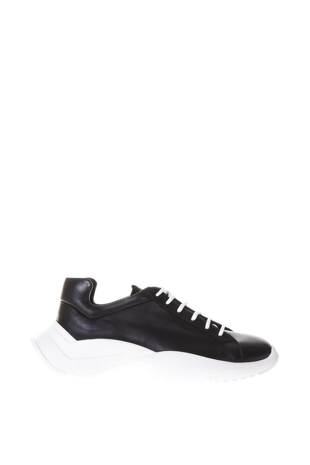 sculpted sole sneakers - Black Cinzia Araia TonQf8r5JV