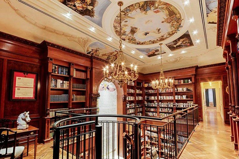 Amazing HOUSE OF THE DAY: A New York Mansion Just Went On Sale For An Insane $114  Million Amazing Pictures