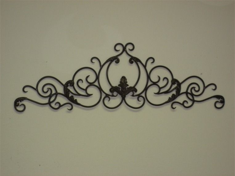 Wall Decor Metal above the doorwaysabove a favorite picture | all sorts of art