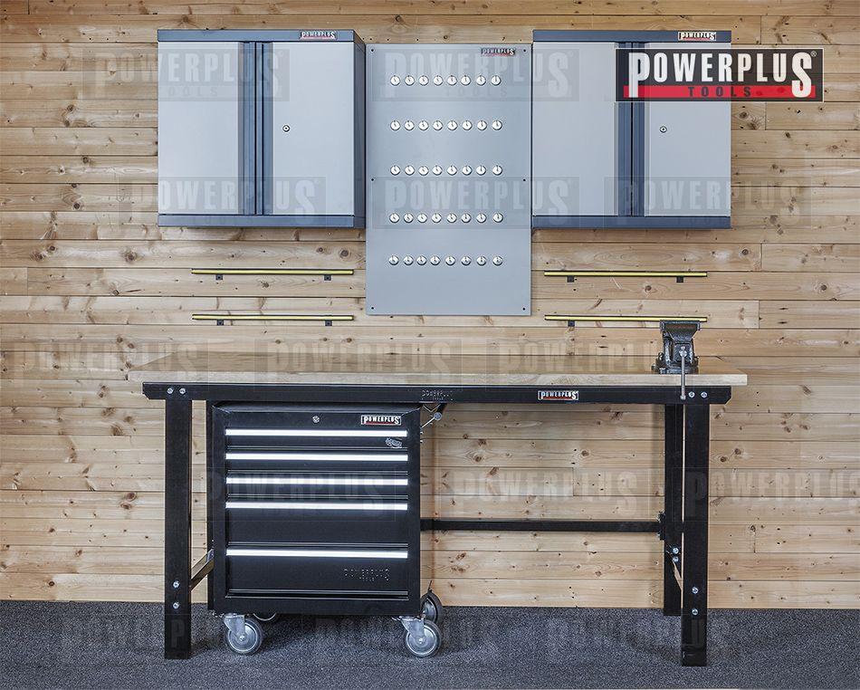 pin von powerplustools gmbh auf werkstatteinrichtung motorrad werkstatt kfz werkstatt. Black Bedroom Furniture Sets. Home Design Ideas