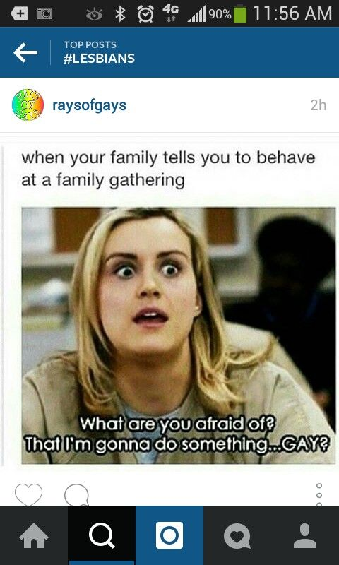 OITNB, Taylor Schilling, lesbian problems, humor, funny