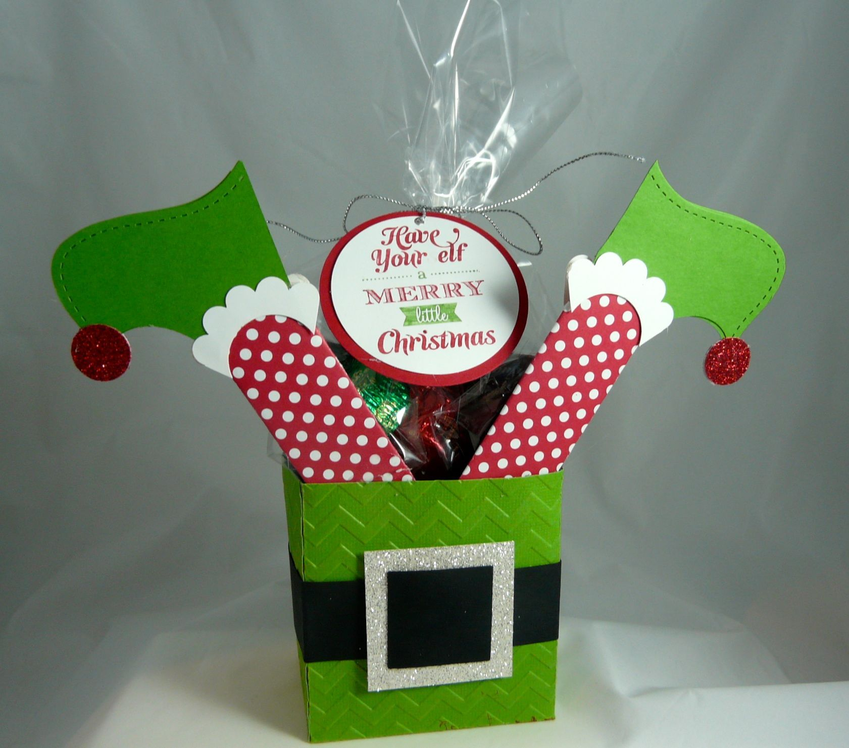 bo te pour offrir des chocolats manualidades pinterest navidad dulceros y cajas. Black Bedroom Furniture Sets. Home Design Ideas