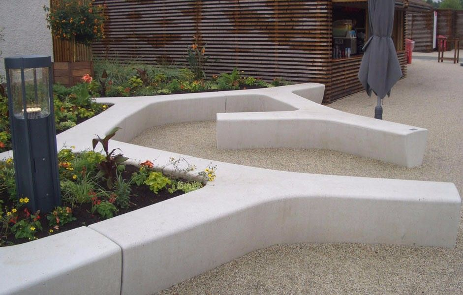 Innovative Urban Park Benches Outdoor Seating Outdoor Seating Urban Park Playground Landscaping