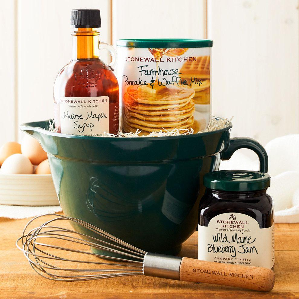 coffee stonewall kitchen gift baskets