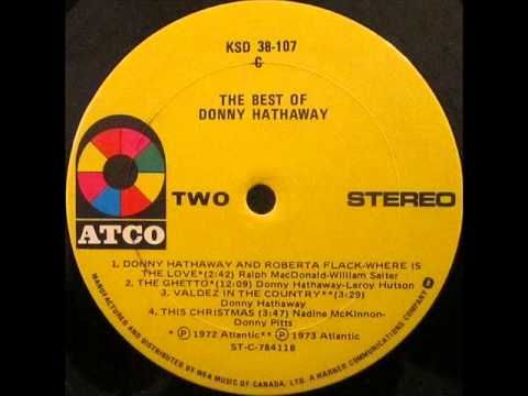 Donny Hathaway This Christmas.Donny Hathaway This Christmas Youtube Christmas Music