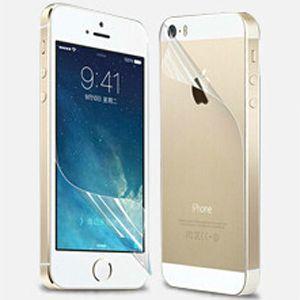 I5 SE Full Body Hoher Freier Schirm-film Für Apple iPhone 5 5 S 5C SE 5 Front + 5 Zurück Schutz Dünne Displayschutzfolie Für iphone 5 S SE