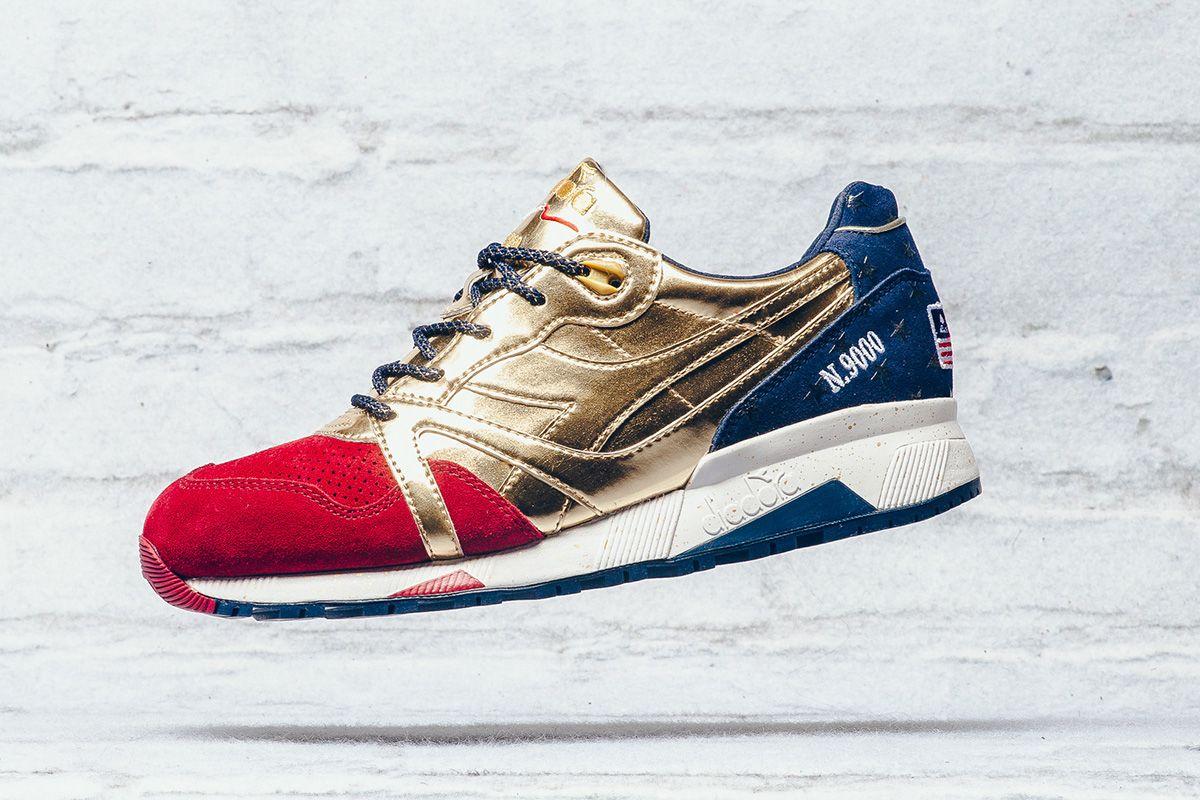 "Social Status x Diadora N9000 ""Rio Olympics Medal"" Pack (Detailed Pictures) - EU Kicks: Sneaker Magazine"