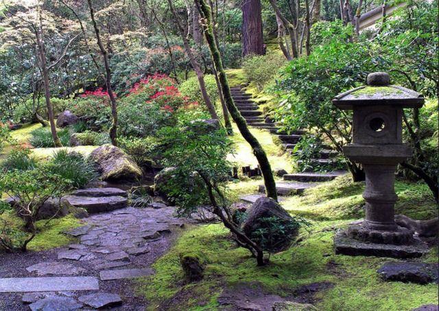 Astonishing Jardin Japonais En Pente Pictures  Best Image Engine