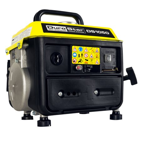 Durostar Ds1050 1050 Watt 2 Hp Air Cooled Gas Powered Portable Generator Portable Generator Portable Power Generator Gas Powered Generator