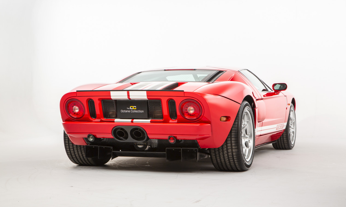 2010 Ford Gt 101 Edition Super Cars Ford Gt Sports Car
