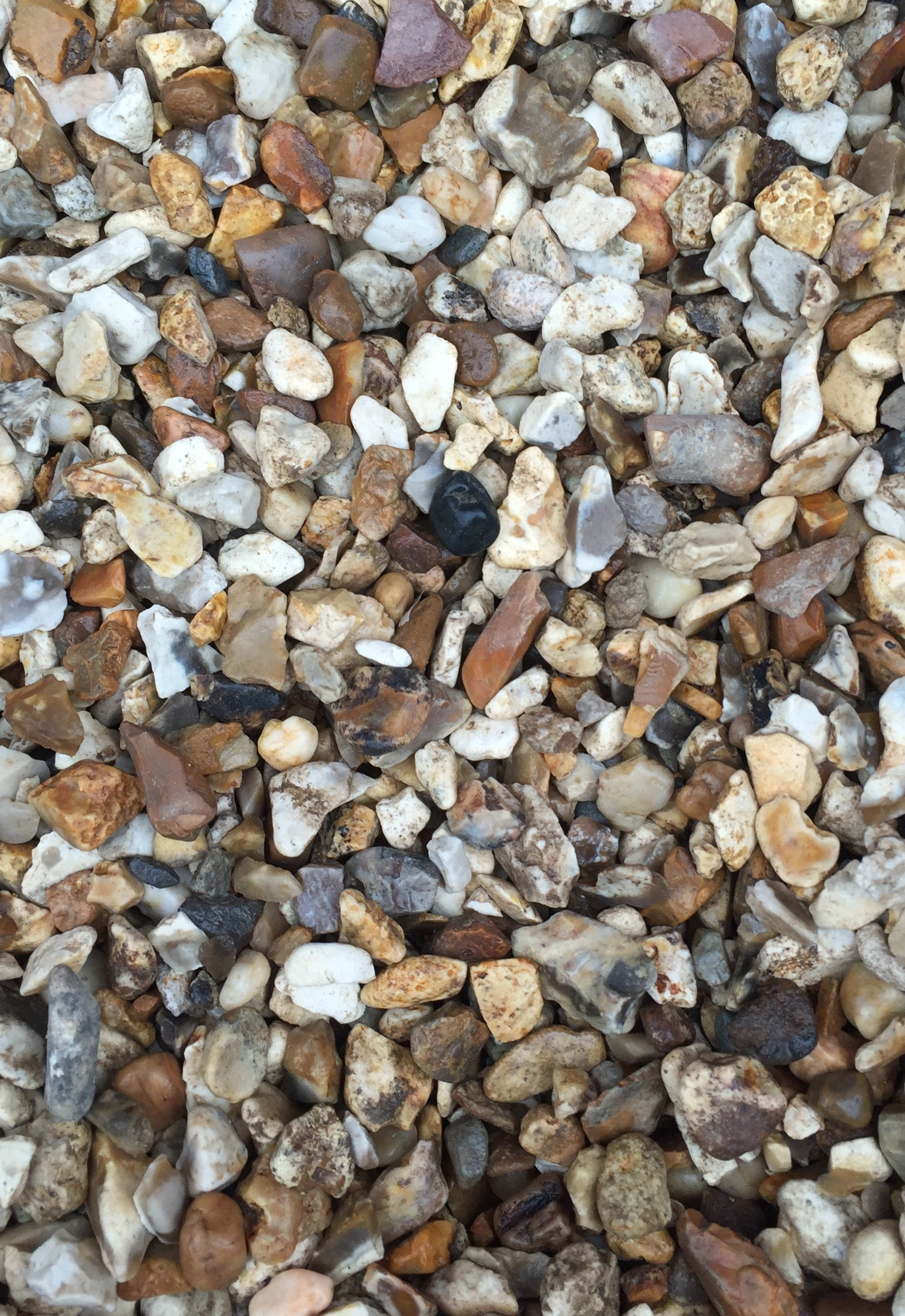 10mm Dorset Light Gravel As Seen When Wet Decorative Gravel Gravel Dorset