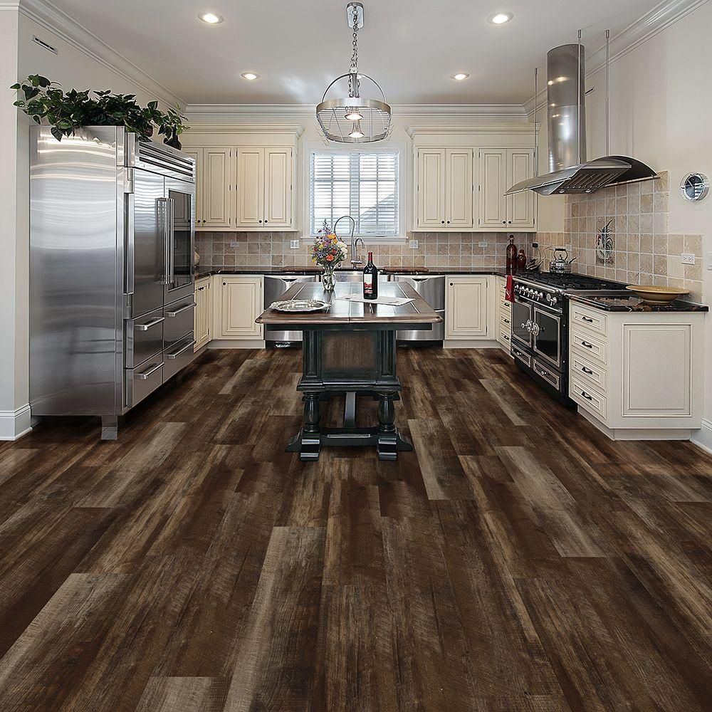 Trafficmaster Allure Ultra Wide 8 7 In X 47 6 In Easy Rustic