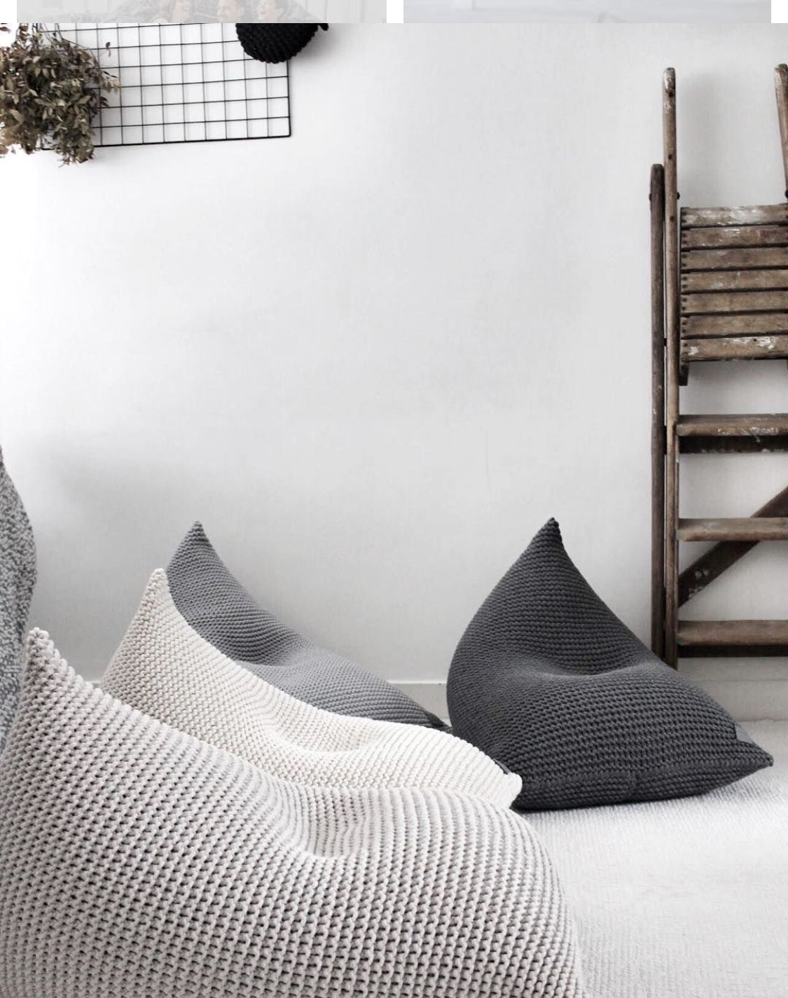 40 Comfy Bean Bag Living Room Designs For You to Use images