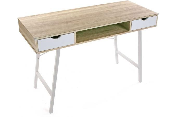Bureau scandinave tiroirs atammik salons