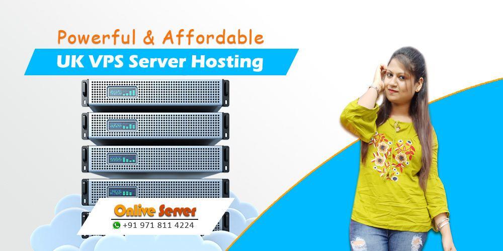 Boost Performance with UK VPS Server Hosting Onlive