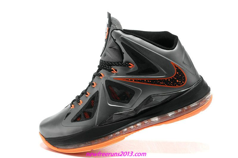 the best attitude 33f43 2d600 Lebron 10 Lebron James Shoes 2013 Booed Silver Orange 541100 100