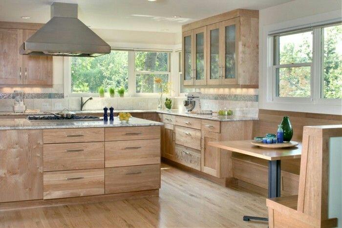 Sonstige-Musterküche tolle U-\/G-Form-Küche mit Theke - theke für wohnzimmer