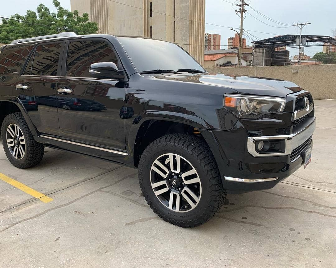 Toyota 4runner 2015 Limited Americana 4x4 Con 27 Mil Millas Todo