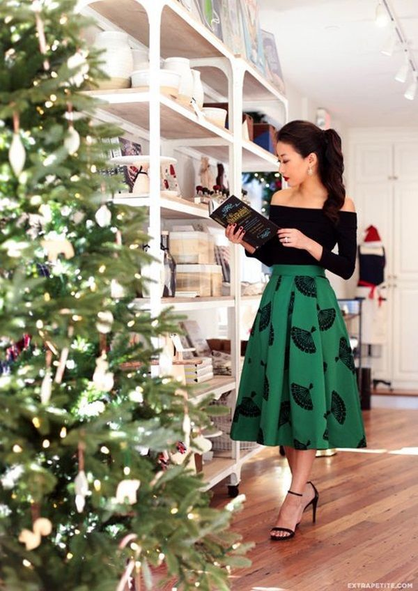 Christmas Party Costumes Ideas Part - 31: 45 Chic Christmas Party Outfit Ideas 2016