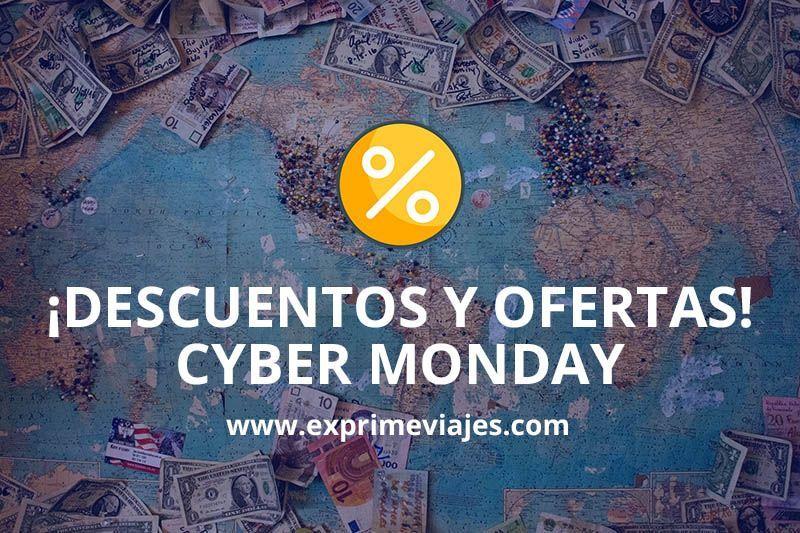 Cyber Monday 2019 Viajes Las Mejores Ofertas De Vuelos Hoteles Y Mucho Mas Ofertas De Vuelos Hoteles Vuelos