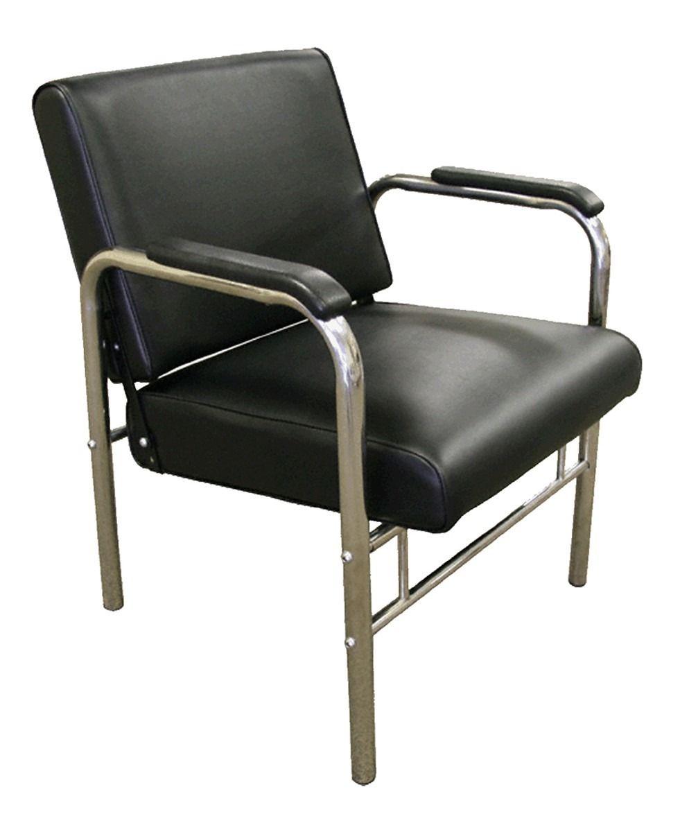 Bon Alluvia Premium Auto Recline Shampoo Chair In Black By Minerva Beauty  $119.00