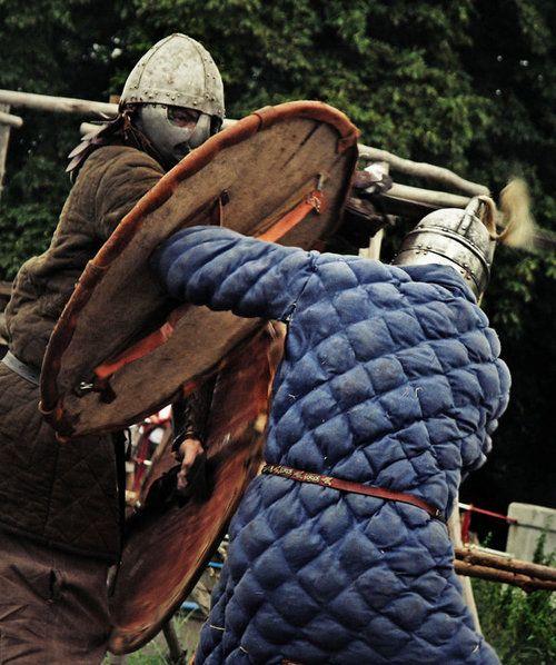 Viking Armor Arm Men Anglo Saxon Norse Vikings Dark Ages Period Kit Posts Stone Age
