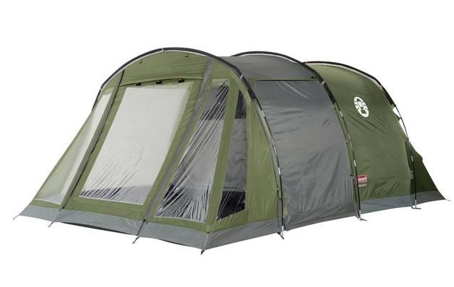 Coleman 5 Man Galileo Tent - Green / Grey  sc 1 st  Pinterest & Coleman 5 Man Galileo Tent - Green / Grey | Camping | Pinterest ...