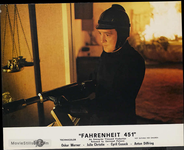 Remarquable  Mot-Clé Fahrenheit 451 1966   Movie stills and photos