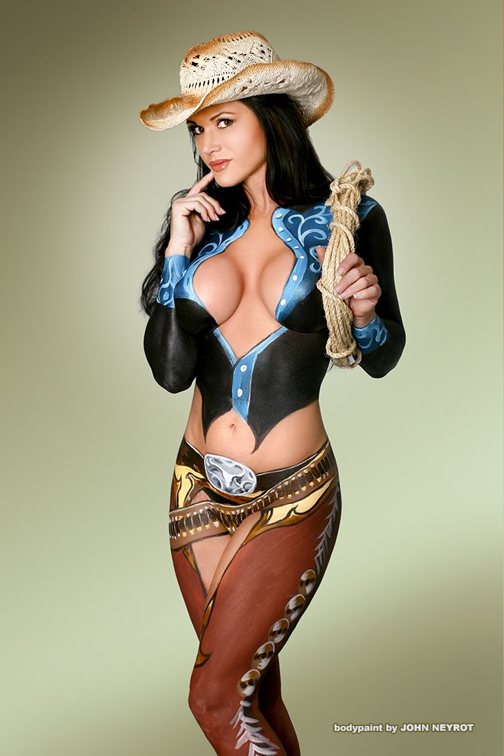 Picture body painting gallery think