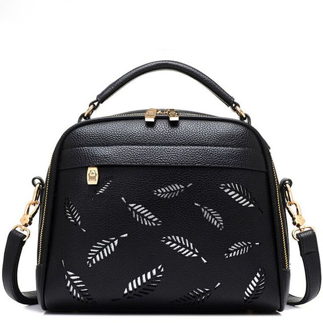 DTL free shipping women messenger bags tote shoulder bag purse hollow out WMBC17 – DTL's Bags & Luggage Store