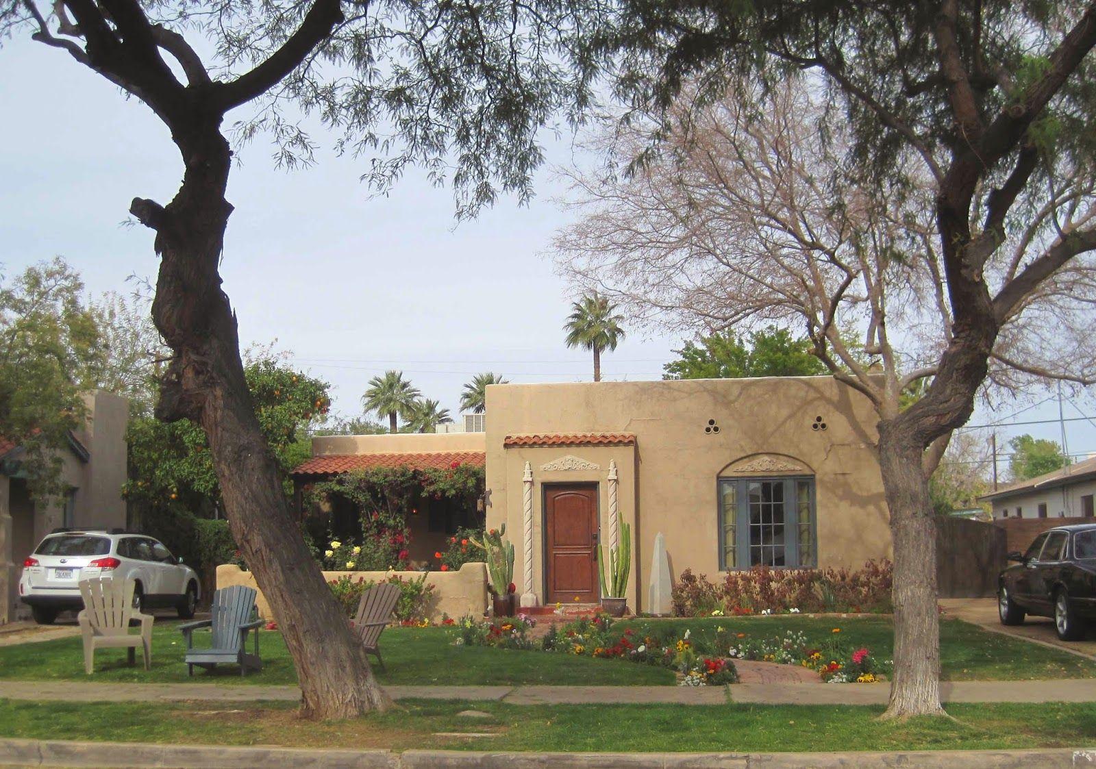 small pueblo revival style homes arizona google search house