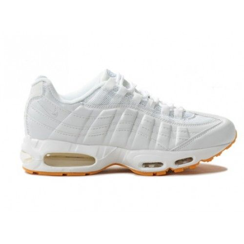 Nike Air Max 95 White White Orange