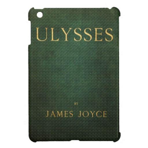 Vintage Ulysses James Joyce book iPad Mini Cases