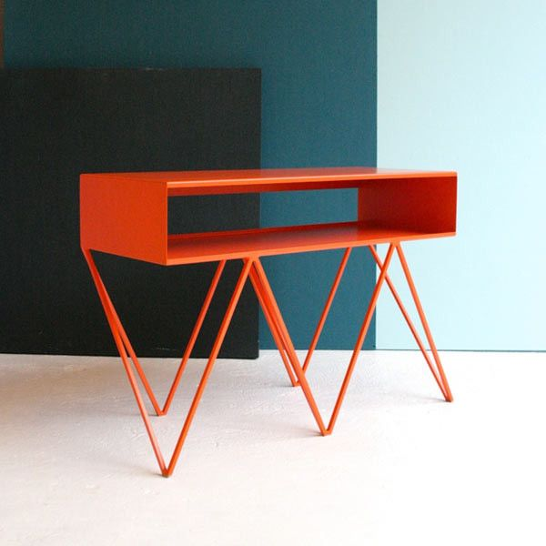 New modern minimalist furniture made of steel modern for Best minimalist furniture