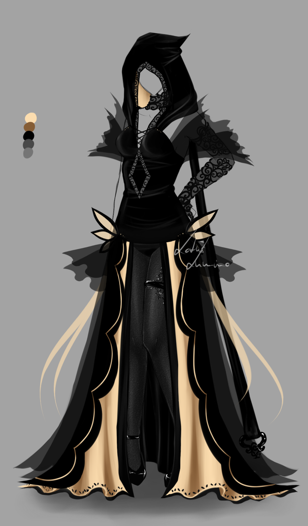 Outfit design 156 closed by LotusLumino on DeviantArt