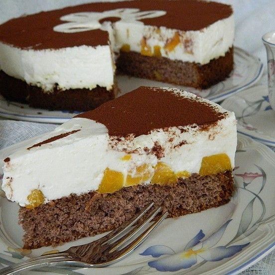 Topfen-Joghurt-Torte von altbaerli | Chefkoch #dessertbars