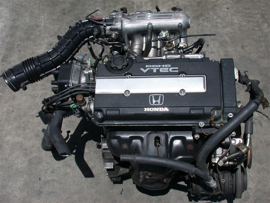 9600 Jdm B16a (b16a2) Obd2 Dohc Vtec Engine Long Block
