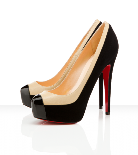 Christian Louboutin Mago 160mm Black Online Sale Outlet . Two  TonesLouboutin PumpsBlack ...