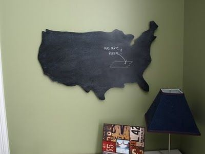 Way cool especially if you move a lot or have family - Cool things to have in your room ...