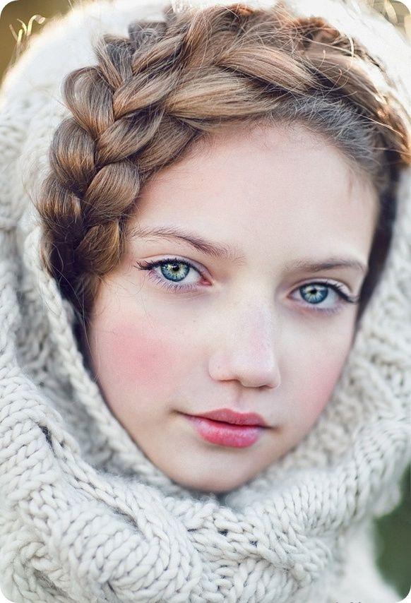 Toves Sammensurium Skjonnheter Vakre Barn Har Og Skjonnhet