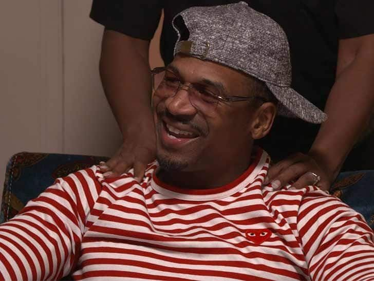 Stevie J Says Notorious B I G Would Be Hy He Married Faith Evans