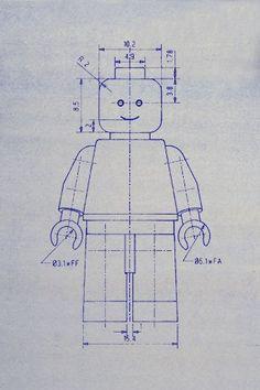 Lego blueprint modle pour gteau lego pinterest lego lego blueprint modle pour gteau malvernweather Gallery